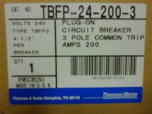 Picture of TBFP242003 Thomas & Betts Breaker