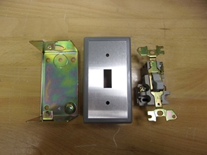 Picture of 2510FG1 Square-D Manual Starter